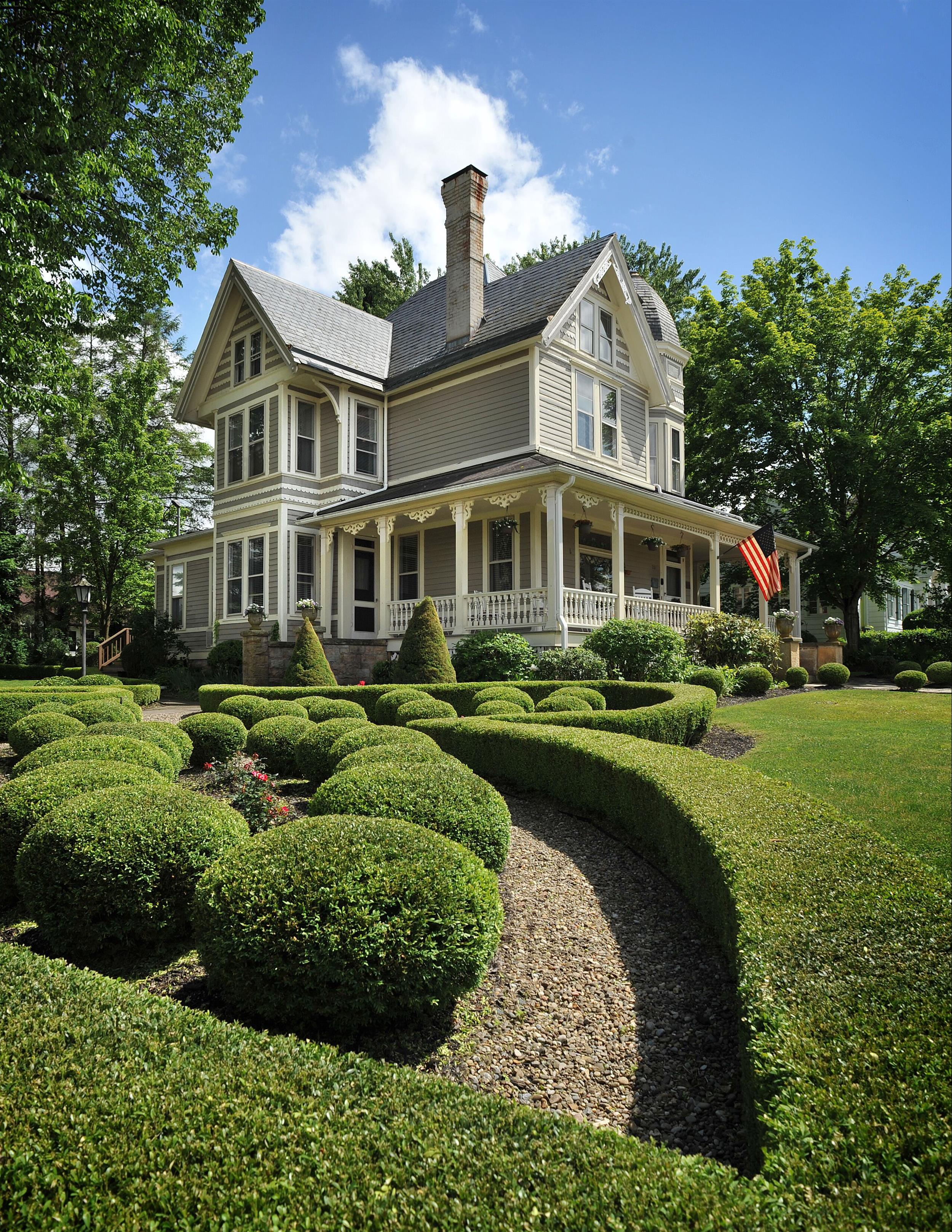 The Historic Morris Harvey House in Fayetteville, West Virginia - About Us